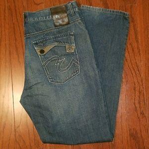 Marc Ecko Jeans Straight Cut 36W X 32L